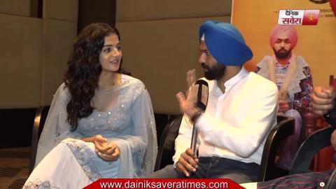 Ammy Virk & Wamiqa Gabbi tells Interesting Facts about Film 83 | Kapil Dev | Ranveer Singh | Deepika