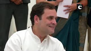 Rahul Gandhi meets Kerala CM to discuss flood relief efforts in state