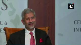 India has made decision on purchasing S400, discussed it with US: EAM Jaishankar