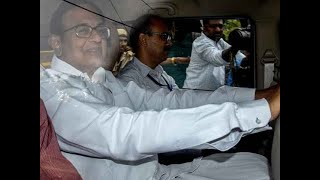 INX Media case: Chidambaram moves application seeking 'home-cooked food' in Tihar jail