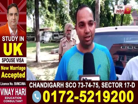 Sangrur में प्रशासन ने अनोखे तरीके से मनाई गांधी जयंती