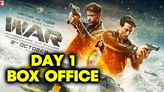 WAR Day 1 Collection | Box Office Prediction | Hrithik Roshan | Tiger Shroff