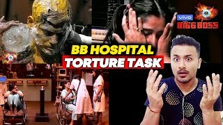 BB Hospital Task | Siddharth Shukla Tortured | Bigg Boss 13 Latest Update