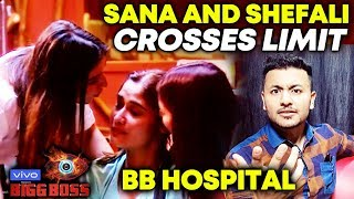 Shefali And Shehnaz Passes Disgusting Comment On Aarti Singh | BB Hospital Task | BB13 Latest Update