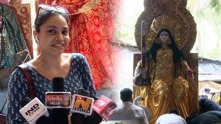 Protima Murti Sthapna Of North Bombay Sarbojanin Durga Puja Samiti 2019