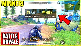 SOLO WIN (NEW) CALL OF DUTY MOBILE BATTLE ROYALE GAMEPLAY