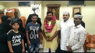 Raja Singh Helps Fatima Saadi Family In Barkas To Get Justice | @ SACH NEWS |