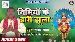 #Santosh Sangam - निमियाँ के डारी झूला   Nimiya Ke Dari Jhoola   New Devi Geet 2019