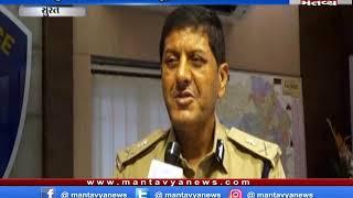 Surat: શહેર પોલીસ કમિશનર આર.બી.બ્રહ્મભટ્ટે સંભાળ્યો ચાર્જ