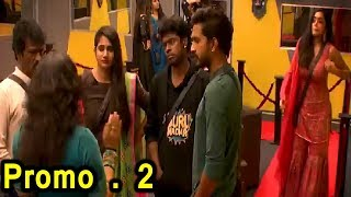 BIGG BOSS TAMIL 3-2nd OCTOBER 2019-PROMO 2-DAY 101-BIGG BOSS TAMIL 3 LIVE-Vanitha Fighting