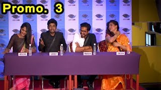 BIGG BOSS TAMIL 3-2nd OCTOBER 2019-PROMO 3-DAY 101-BIGG BOSS TAMIL 3 LIVE-Press Meet