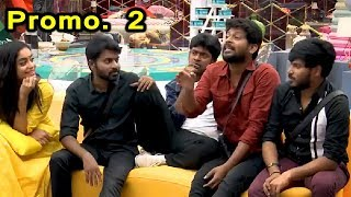 BIGG BOSS TAMIL 3-3rd OCTOBER 2019-PROMO 2-DAY 102-BIGG BOSS TAMIL 3 LIVE-Vijay Tv Anchors Promo