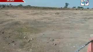 अजिंठा अंधारी प्रकल्पात अल्प पाणी साठा.. ,पाच गावांवर भिषण पाणी टंचाईचे सावट