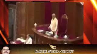 विधानसभा के विशेष सत्र में बतौर सपा विधायक पहुंचे शिवपाल यादव, योगी को बताया ईमानदार CM