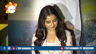 Ashika Ranganath Talk About Garuda Movie    TOP Kannada TV