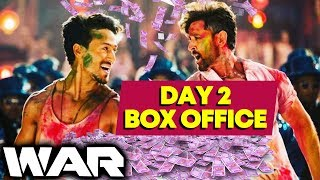 WAR Day 2 Collection | Box Office Prediction | Hrithik Roshan | Tiger Shroff