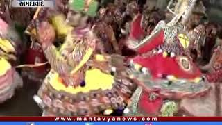 Ahmedabad: સરદાર પાર્ટી પ્લોટમાં મંતવ્ય ન્યૂઝ દ્વારા ગરબાનું આયોજન કરવામાં આવ્યું
