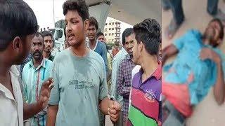 Attapur Sadak hadse Mein Ek Shaks Hua Buri Tarah Zakhmi | @ SACH NEWS | Prohealthywayz.
