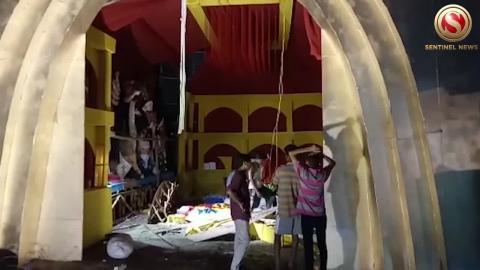Durga Puja 2019: West Silpukhuri Durga Puja,Guwahati