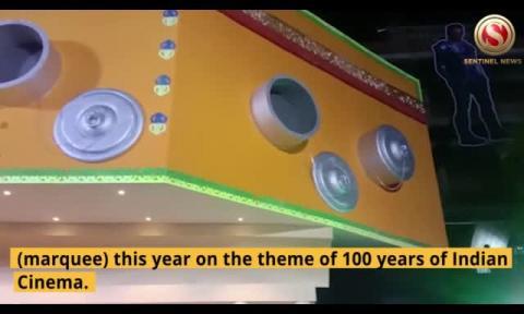 Durga Puja 2019: Bhaskar Nagar to have 100 years of Indian Cinema as theme