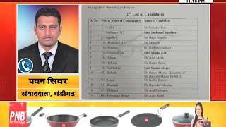 #INLD ने जारी की 17 उम्मीदवारों की आखिरी सूची