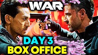 WAR Day 3 Collection | Box Office Prediction | Hrithik Roshan | Tiger Shroff