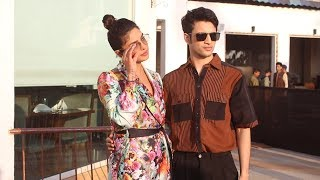 Priyanka Chopra Promoting Her Movie The Sky Is Pink At Juhu