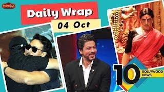 WAR Success Party, LAXMMI BOMB Akshay Kumar Look, Shahrukh Khan On Next Movie | Top 10 News