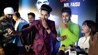 Mr. Faizu, Hussnain, Faiz Baloch - Mr. Faizu Birthday Cake Cutting Celebration & Deo Brand Launch