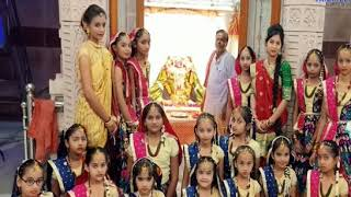 Hadiyana | Children calling on ancient garb at the Navratri festival | ABTAK MEDIA