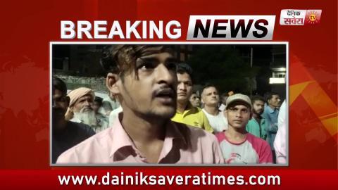 Breaking: Zirakpur के Peer Muchalla में एक Building का गिरा लेंटर, मलबे में दबे मजदूर
