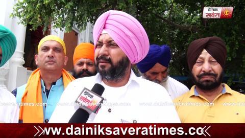 Exclusive: MLA Navtej Cheema और Harpreet Sandhu ने बताया Sultanpur में क्या है खास प्रबंध