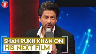 Shah Rukh Khan FINALLY Reveals About His Upcoming Project