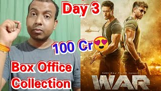 War Movie Box Office Collection Day 3, This Film Crosses 100 Cr In India