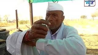 Aurangabad : विश्वनाथ दांडगे गेल्या अनेक वर्षांपासून चालवतात पाणपोई ...AIN न्युज विशेष
