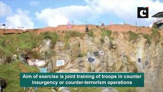 Indo-Kazakhstan joint military exercise, 'KAZIND 2019' begins in Pithoragarh