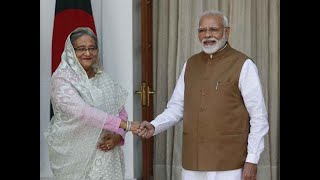 India, Bangladesh sign seven pacts after Modi-Hasina talks