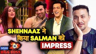Salman Khan Impressed By Punjab Ki Katrina Shehnaz Gill   Weekend Ka Vaar   Bigg Boss 13