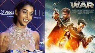Actress Anupriya Goenka On Huge Success Of WAR Film | Hrithik Roshan | Tiger Shroff