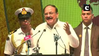 Media should not go for sensationalisation, should adhere to standard: VP Naidu