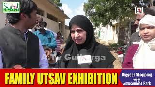 Umar Colony Azadpur Road Gulbarga Mein CC Road Ke Tamiri Kaam Ka Kaneez Fatima Ke Hathon iftetah