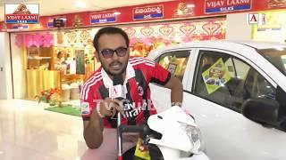 TRIPLE DHAMAKA SALE SPOT GIFTS & BUMPER DRAW VIJAY LAXMI SILKS City Center Mall Gulbarga