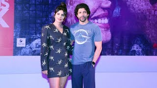 Priyanka Chopra And Farhan Akhtar Unveil The 'Wall of Love' | The Sky Is Pink