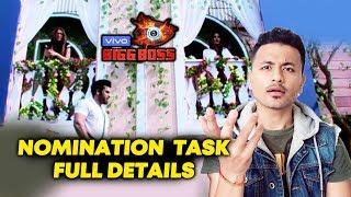 Bigg Boss 13 NOMINATION Task | Full Details | Dalljiet Aarti Vs Shukla | Shehnaz Mahira Vs Paras