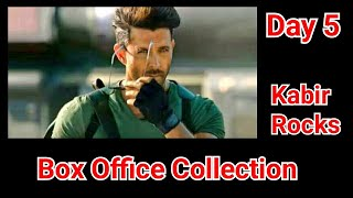 War Movie Box Office Collection Day 5 In India