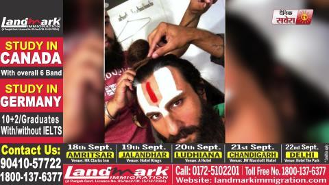 ਦੇਖੋ Laal Kaptaan ਦੇ Shoot ਤੇ ਕਿਵੇਂ ਹੋਇਆ Saif Ali Khan ਜ਼ਖਮੀ | Dainik Savera