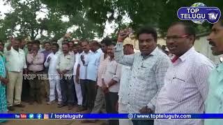 పరకాలలో  RTC కార్మికుల ధర్నా | TS RTC Workers Dharna in Parkal | Telangana News | Top Telugu TV