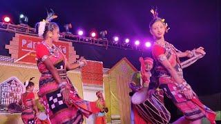 Amazing Sambalpuri Traditional Dance   Parichaya Tribal Festival, Bhubaneshwar   Satya Bhanja