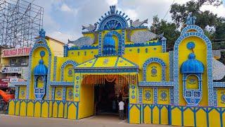 Dussera 2019 | Palasuni Durgapuja Mandap,  Bhubaneswar, Odisha | Satya Bhanja