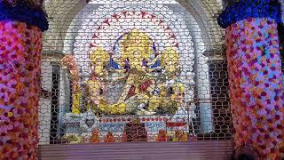 Chatra Bazar Durga Puja Mandap | Cuttack, Odisha | Satya Bhanja